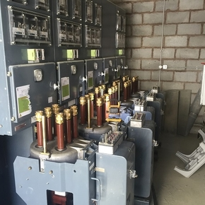 Switchgear Transformer Maintenance